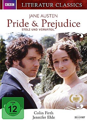 Bild von Pride & Prejudice - Jane Austen - Literatur Classics [2 DVDs]