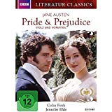 Pride & Prejudice - Jane Austen - Literatur Classics