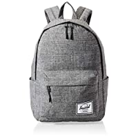 Herschel Unisex-Adult Backpacks, Raven Crosshatch - 10492