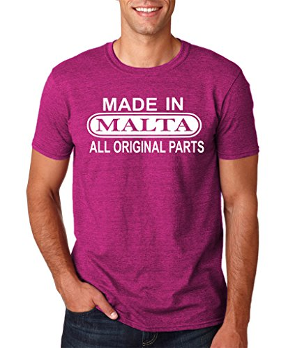 Daataadirect Herren T-Shirt Antique Heliconia
