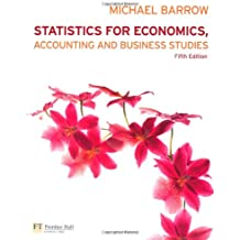 Statistics for Economics, Accounting and Business Studies with MyMathLab Global Student Access Card (Pack)