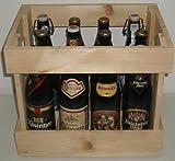 Das große Dunkle Biervielfalt Set im 12er Holzträger 12x0,5 Liter