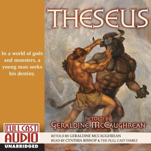 Theseus  Audiolibri