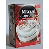 Nestle Cappuccino entkoffeiniert extra cremosa (10 x 12,5g)