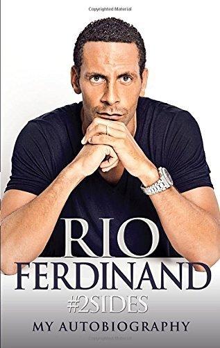 2sides: Rio Ferdinand - My Autobiography by Ferdinand, Rio, Winner, David (2014) Hardcover