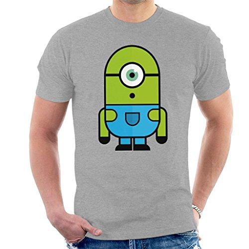 zovsky Despicable Me Monsters Inc Men's T-Shirt (Monster Inc T Shirts)