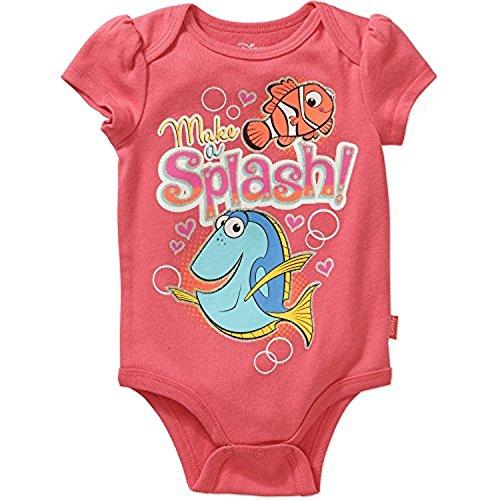 Finding Dory Make A Splash Baby M?dchen Bodysuit Dress Up Outfit (Neugeborene)