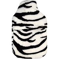 Vagabond 2Liter Zebra Stripe Wärmflasche und Cover preisvergleich bei billige-tabletten.eu