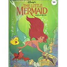 Disney's the Little Mermaid: A Pop-Up Book