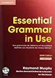 Essential Grammar in Use Student Book with Answers and CD-ROM French Edition
