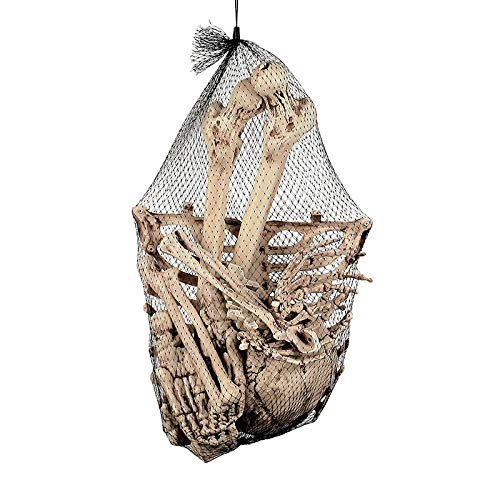 Kostüm For Life Bag - WSJDE Skeleton Bone Bag of Skulls von Fantasy Life Fun 2017