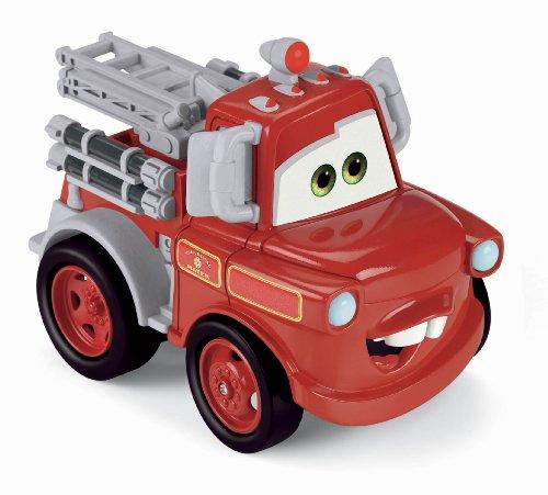 Fisher-Price Shake 'n Go! Disney/Pixar Cars Rescue Mater (Fisher Price Cars Disney)