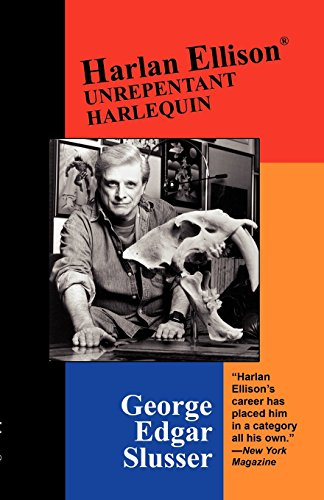 an analysis of the stories of harlan ellison an author Author of arguably the best-ever star trek episode, harlan ellison, has died his books and stories shaped a generation of sci-fi.