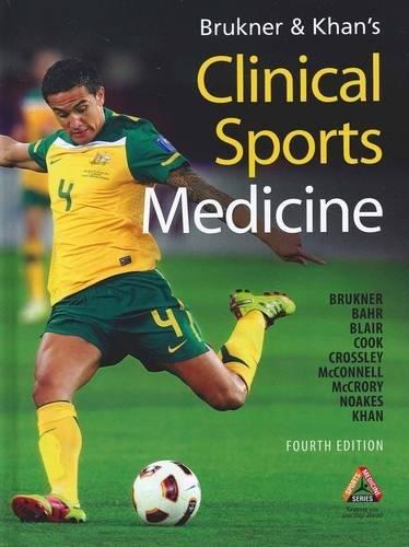 Clinical sports medicine (Medicina) por Peter Brukner
