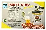 Kohlensäure-Bierzapfgerät Party Star de Luxe für 5 Liter Partyfässer - 3