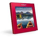 mydays GmbH Geschenkidee Kleine Alltagsflucht Hotelgutschein 2 Übernachtungen für 2 Personen Gutschein, Rot, One size