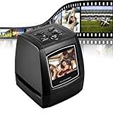 DIGITNOW! 5MP/10MP 2.4''LCD Film Scanner , 35mm Diapositive / Negativi Scanner Convertitore, Foto Salva su Scheda SD Direttamente