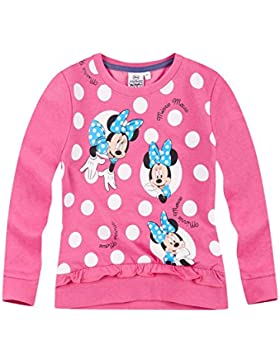 Disney Minnie Chicas Sudadera 2016 Collection - fucsia