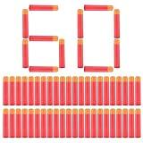 Yosoo® 60Pfeile/Patronen für Nerf N-Strike Mega Serie, 9,5cm