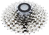 Shimano Deore HG50 9 Speed Cassette - Silver, 11-32 Teeth