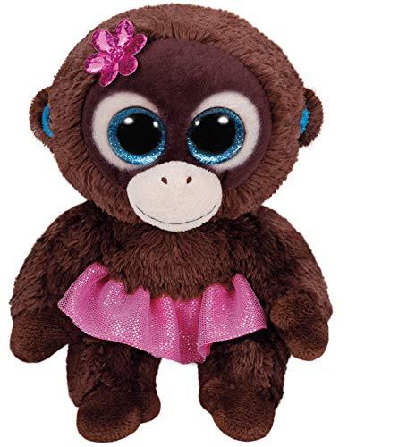 """Beanie Boo Monkey - Nadya - 15cm 6"""""""