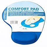 E-COSMOS Super Comfort Gel Mousepad (BLUE)