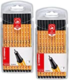 Stabilo Fineliner Point 88 (Schwarz, 2X 10er Pack)