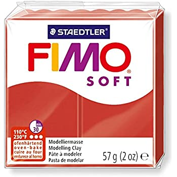 Fimo Soft Polymer Clay 57gr Emerald n/°56