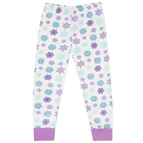 Disney Camisa estampada de Frozen con pijama para niñas