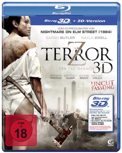 Bild von Terror Z - Der Tag danach (Uncut) [3D Blu-ray + 2D Version]