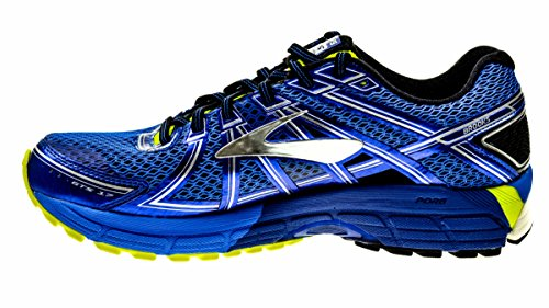 Brooks Adrenaline GTS 17 Men's Running Shoe, Wide (2E) fit, Electric Brooks...