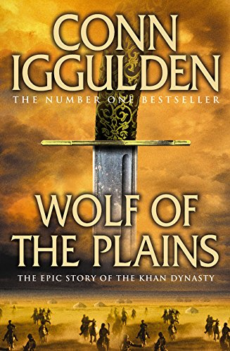 Wolf of the Plains (Conqueror, Book 1) por Conn Iggulden