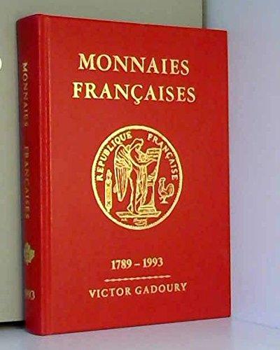 Monnaies franaises: 1789-1993