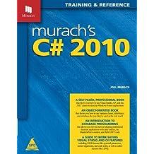 MURACH'S C# 2010 [Paperback] [Jan 01, 2017] MURACH