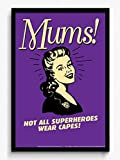 bCreative Mums! Not All Superheroes Wear...