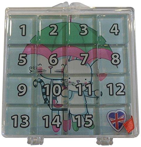 "Fabrizio Roberto 4627124920043 ""SPN3 Under Umbrella"" Mosaic Puzzle"