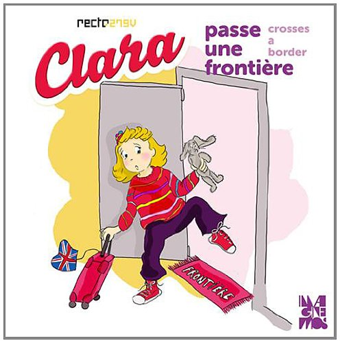 CLARA PASSE UNE FRONTIERE (FR-ANG)