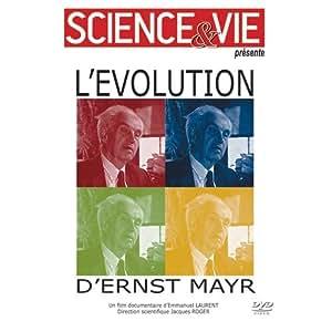 L'évolution d'Ernst Mayr