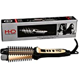 MHD Hot Hair Brush + adaptador de voltaje + ceramica Enderezadoras rizador de 100 ° C - 200 ° C multi Stylers