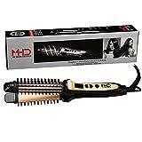 MHD Hot Hair Brush + adaptador de voltaje + ceramica Enderezadoras rizador de 100 ° C - 200 ° C...