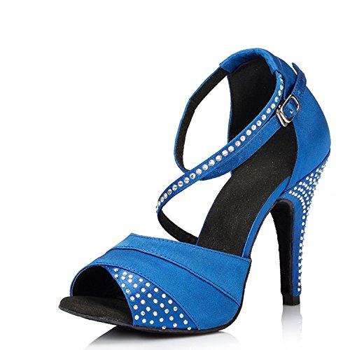 Miyoopark - Ballroom donna Blue-10cm heel