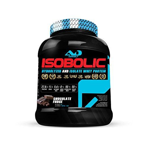 Addict Sport Nutrition Isobolic petit-lait ChocolatFudge 2 Kg.