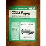 RRTA0237.3 - REVUE TECHNIQUE AUTOMOBILE RENAULT R16 8CV R1150 1470cc jusqu'à 08/1970