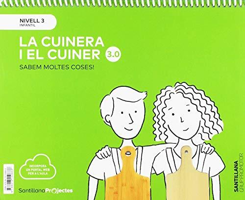 SABEM MOLTES COSES NIVELL 3 LA CUINERA I EL CUINER 3.0