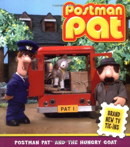 Image of Postman Pat and the Hungry Goat