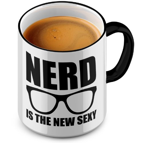 FunTasstic Tasse Nerd is the new Sexy Tasse Kaffeepott by StyloTex