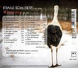 Schubert : Winterreise. Kierner, Rot.
