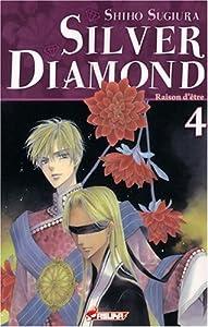 Silver Diamond Edition simple Tome 4