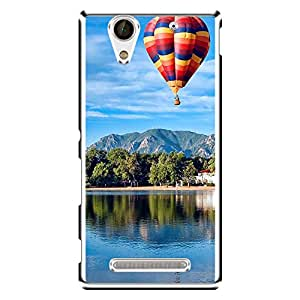 """MOBO MONKEY Designer Printed 2D Transparent Hard Back Case Cover for """"Sony Xperia C3 Dual"""" - Premium Quality Ultra Slim & Tough Protective Mobile Phone Case & Cover"""