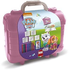 Multiprint Paw Patrol - Juegos de Sellos para niños (Multicolor, Caucho, 3 año(s), Italia, 230 mm, 105 mm)